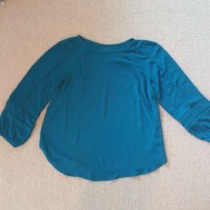 Loft workwear blouse